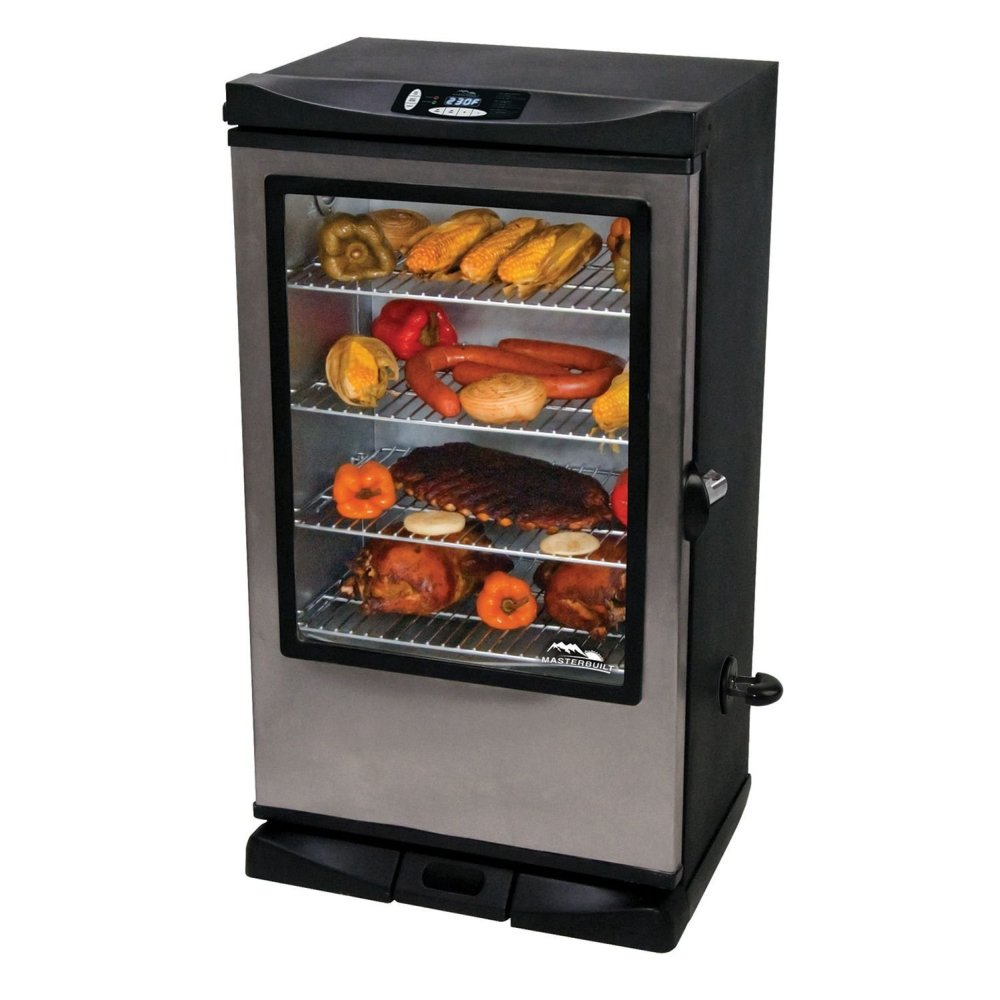 The Best Electric Smokers for the Most Delicious Food ...