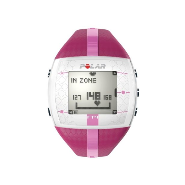 01 Polar heart rate monitor