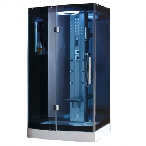 01 Pacifica Jetted Steam Shower