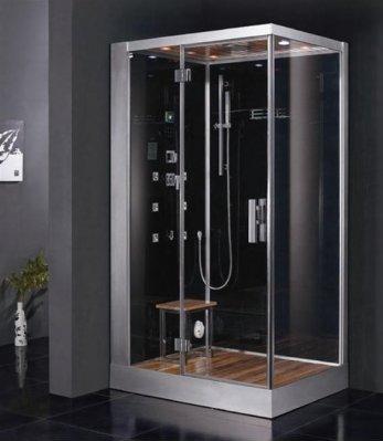 02 platinum steam shower