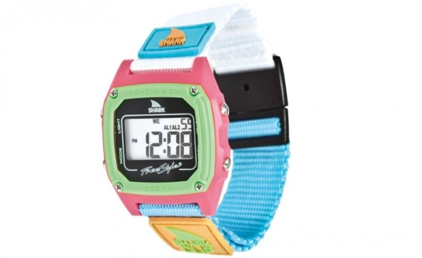 freestyle shark watch for jogging