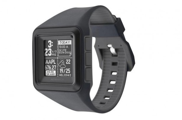 metawatch strata iWatch alternative