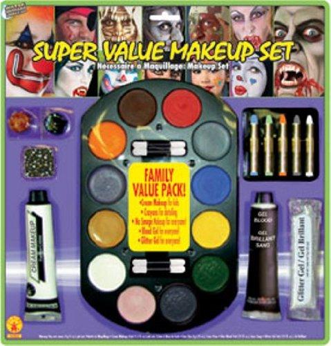 01 super value makeup sety