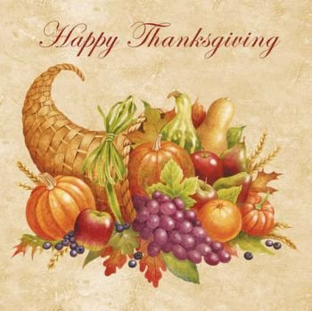 04 happy thanksgiving napkins