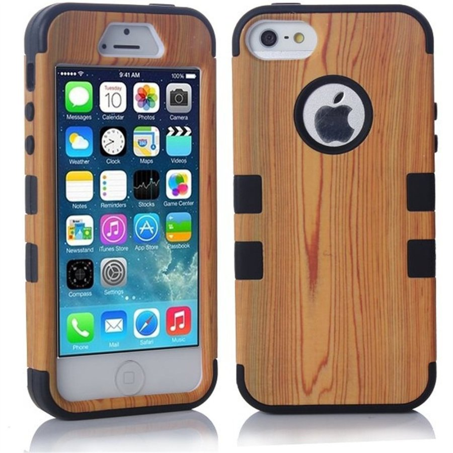 Iphone S Wooden Cover