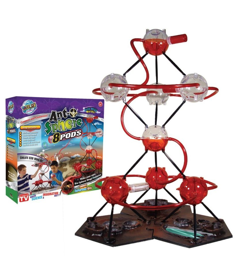 Best Scientific Toys : Best ant farms with live ants habitats ranked