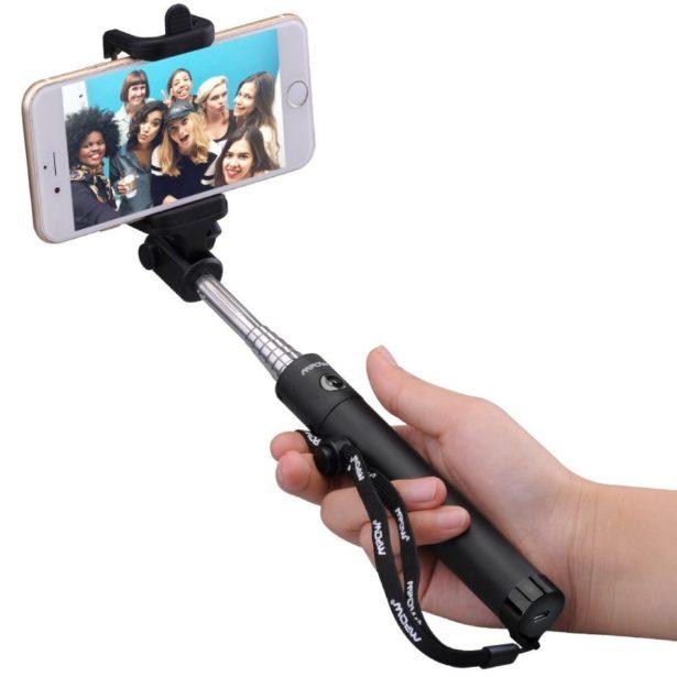 01 Mpow iSnap X Selfie Stick