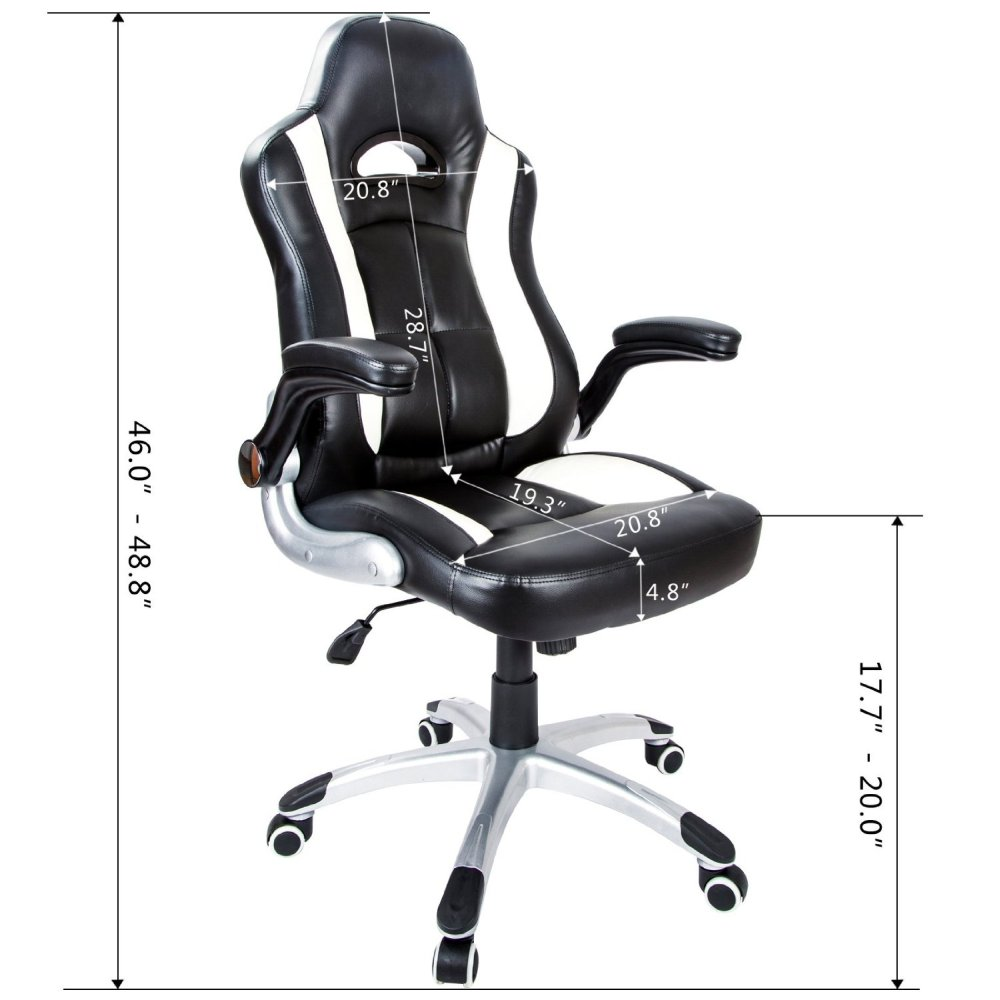 best ergonomic office chairs for computer work & gaming | ranking