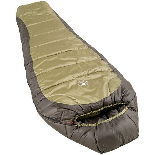 01 coleman sleeping bag