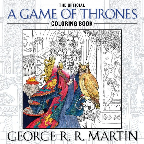 10 Best Coloring Books For Adults For A Stress Free 2016