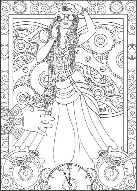 10 Best Coloring Books for Adults for a Stress-Free 2016 | Ranking ...