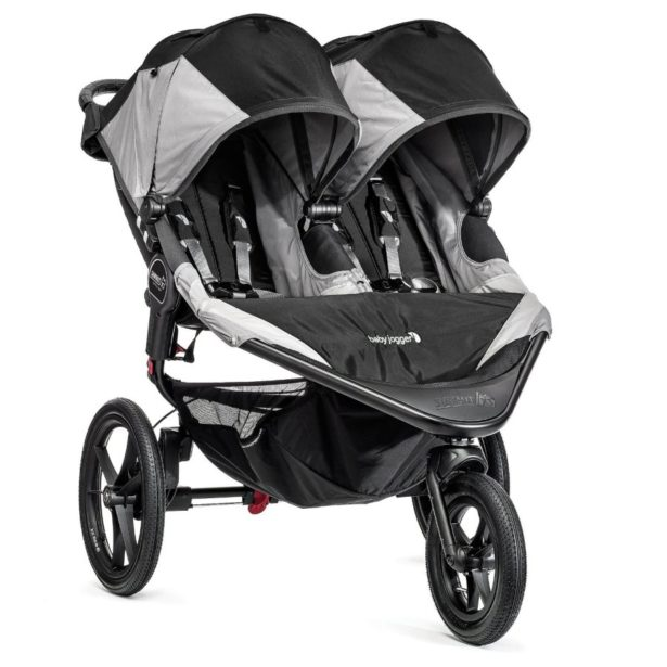 02 best double jogging strollers