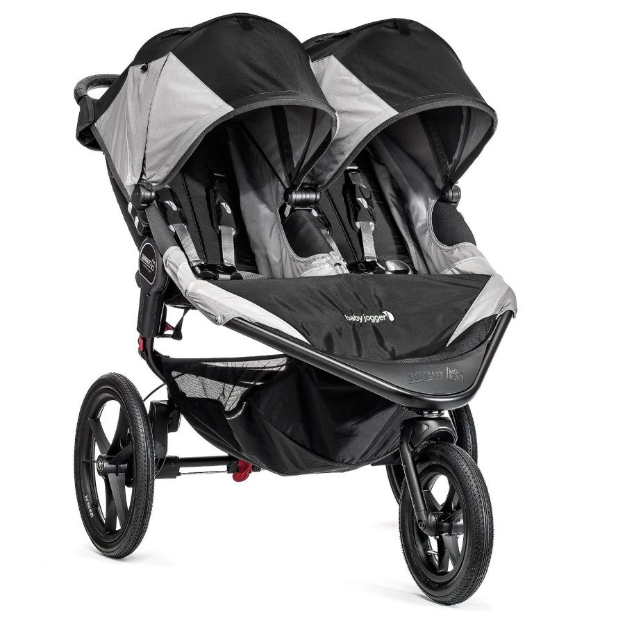 Best Double Jogging Strollers for Twins or Siblings