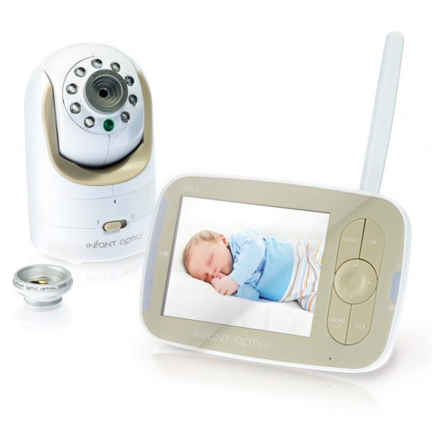 02 infant optics baby monitor with camera