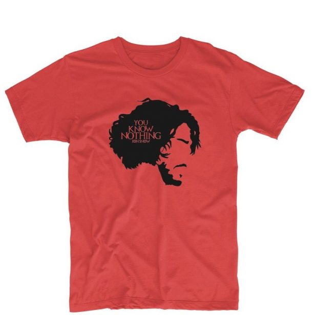 06 best GoT t-shirts House Stark