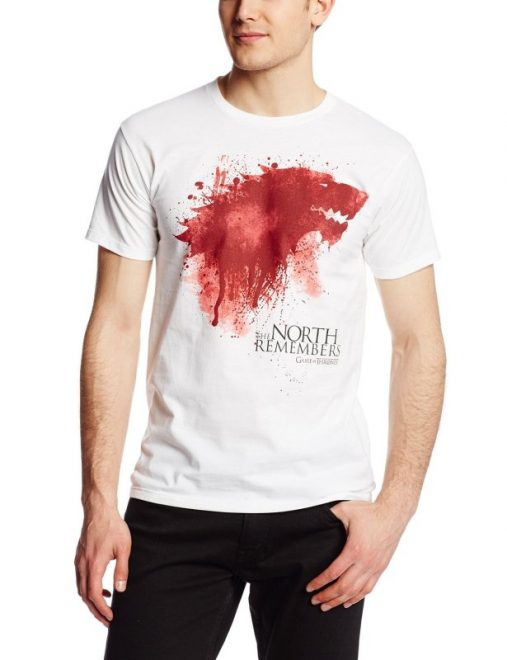 08 best GoT t-shirts House Stark
