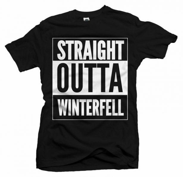 09 best GoT t-shirts House Stark