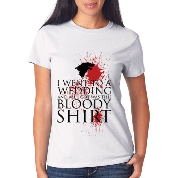 14 best GoT t-shirts House Stark