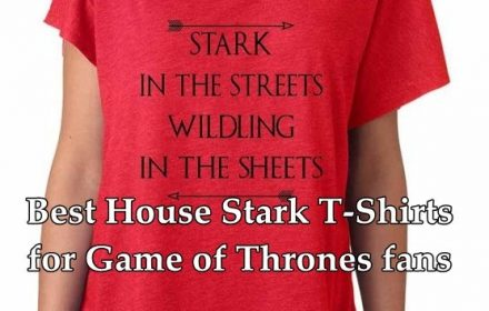 best game of thrones tshirts