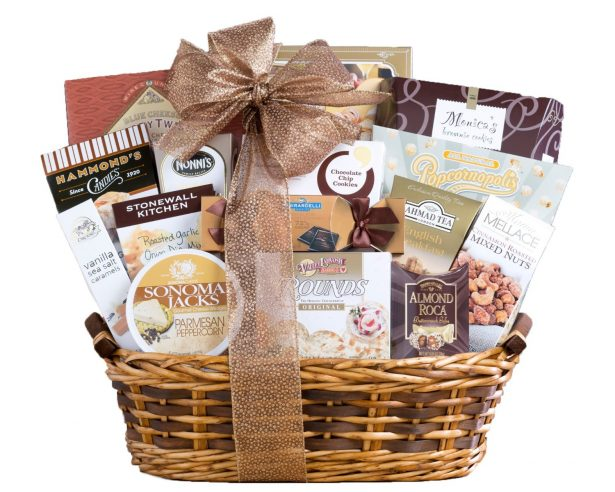 Best sympathy condolence gift baskets to lift up morale for Best wine gift ideas