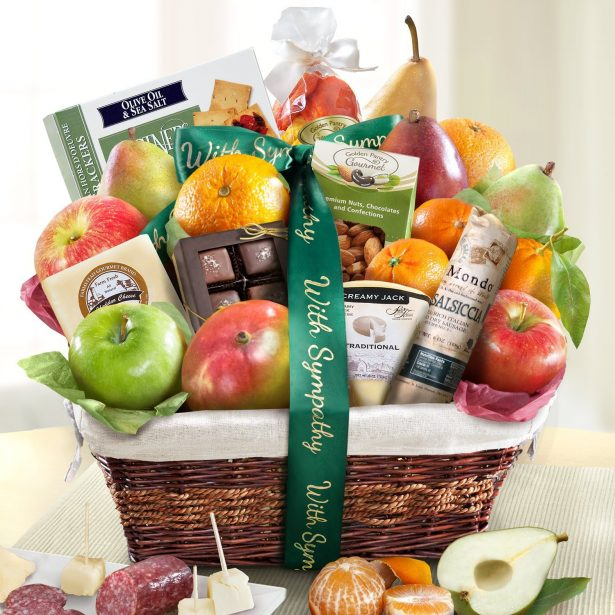 03 best condolence baskets