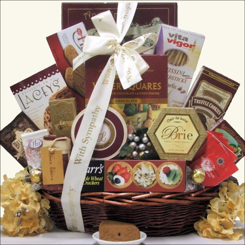05 best condolence baskets