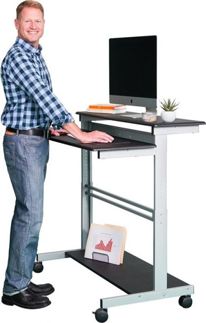 Best Standing Desks To Get Rid Of That Awful Back Pain For 2018