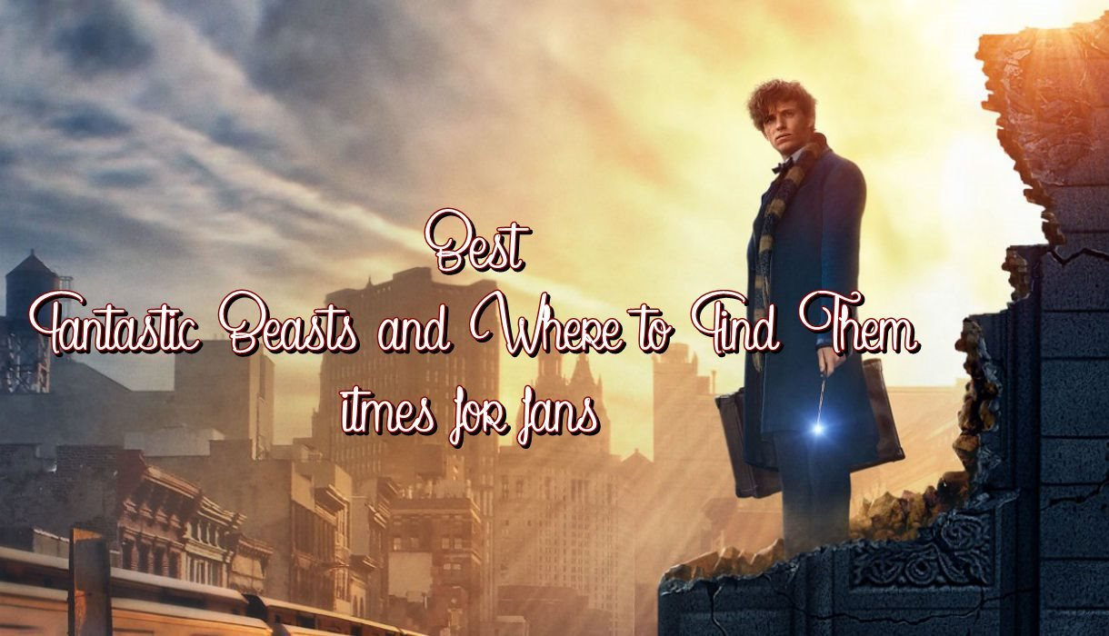 Amazing Fantastic Beasts and Where to Find Them Items All Fans Should Own