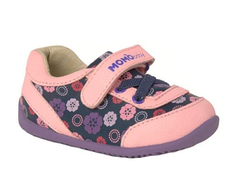Momo Baby Girls Leah Walking Shoes