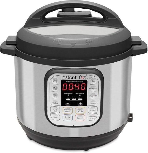Instant Pot Duo 6 qt slow cooker